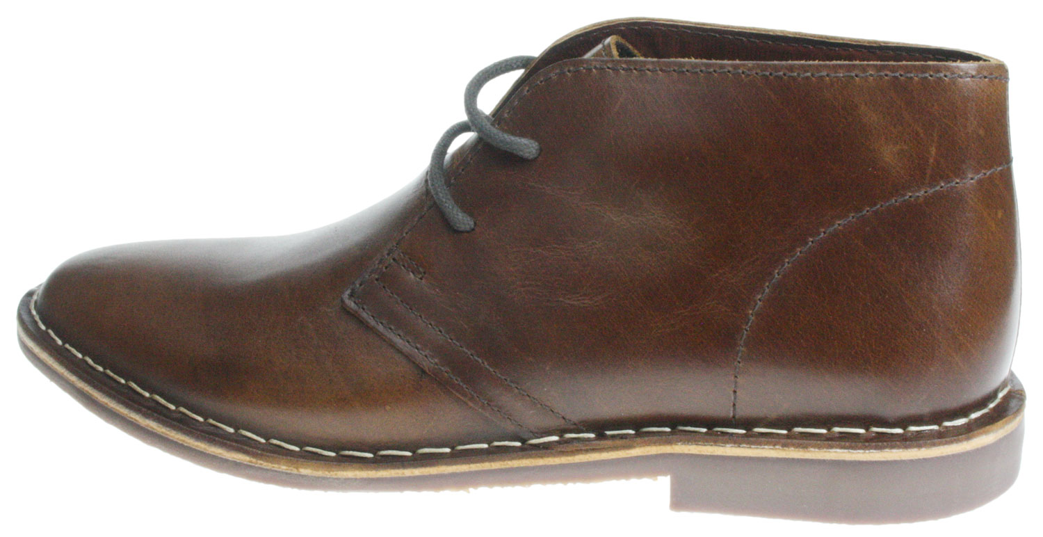 Brown Leather Boots Mens Lace Up | Homewood Mountain Ski Resort